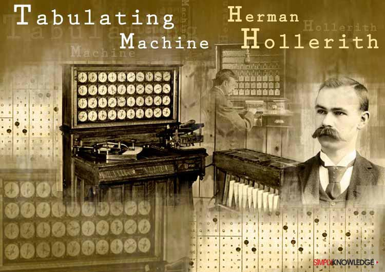 a biography of herman hollerith the inventor of a computer Herman hollerith was an american inventor and entrepreneur whose inventions paved the way for the information processing industry in the late nineteenth and early twentieth century hollerith is widely regarded as the father of automatic computation.