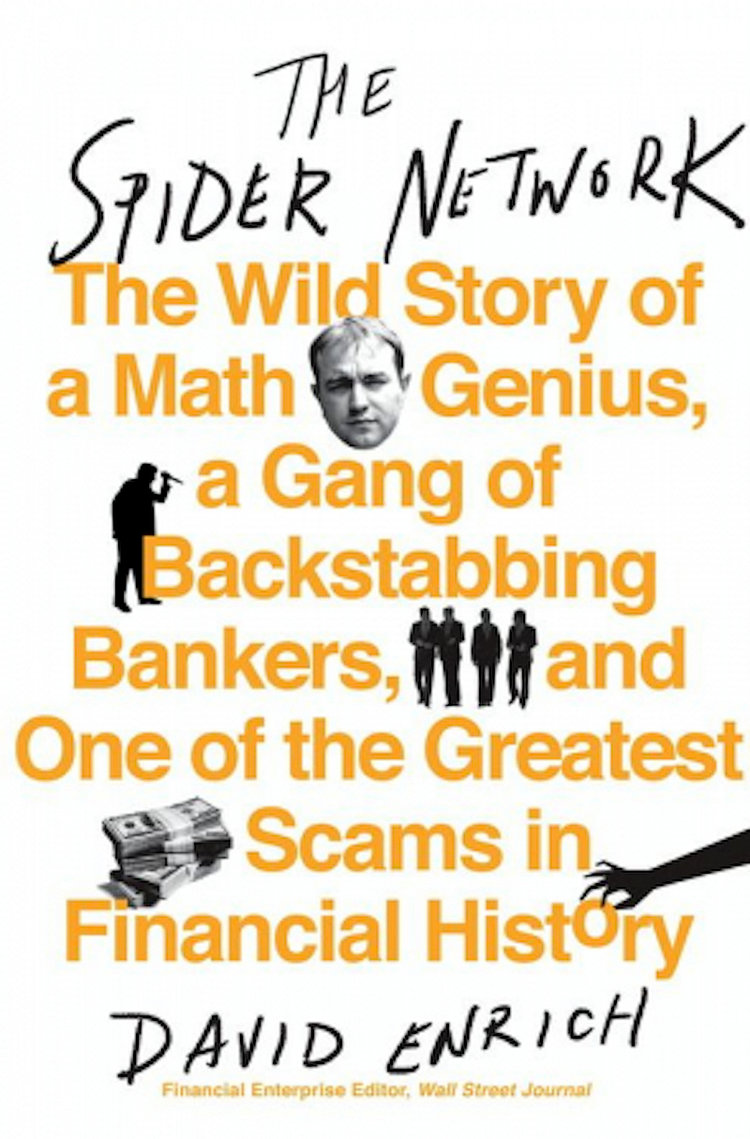 The Spider Network Book