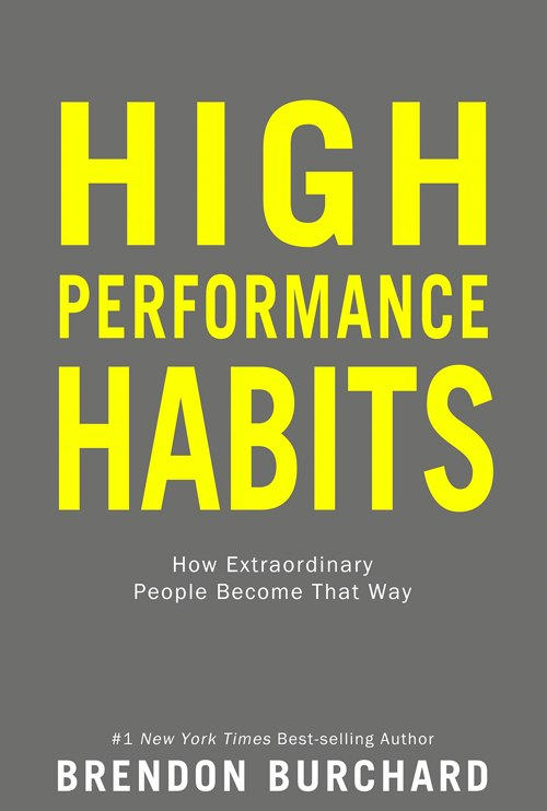 High-Performance-Habits