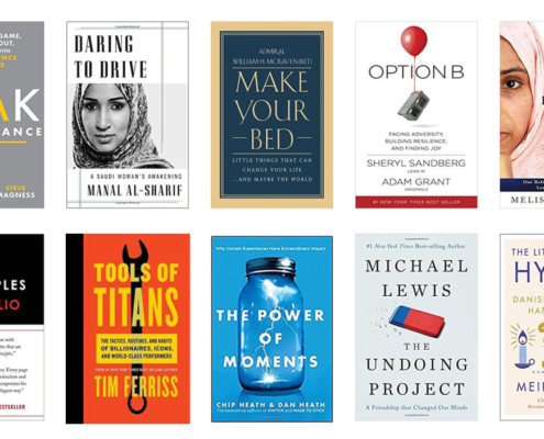 Top 10 Self Help Books Of 2017