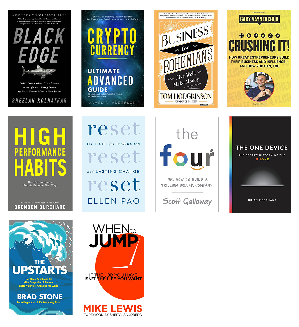 Top 10 Must Read Business Books For 2018 Biz Friend Ly