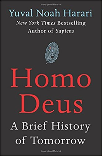 Homo Deus- A Brief History Of Tomorrow