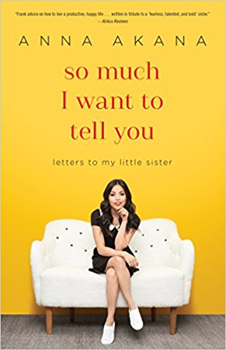 So Much I Want to Tell You- Letters to My Little Sister