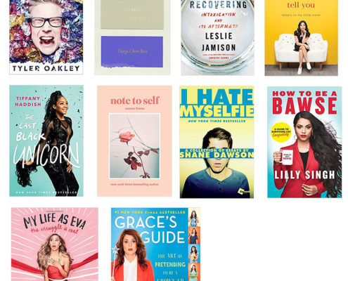 Top 10 Self-Help and Business Books by Millennial Authors